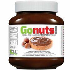 Daylife LA-2Z3A-ICFT Gonuts Cioccolata Spalmabile di Cacao e Nocciole - 350 gr