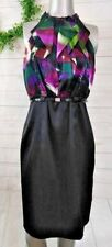 I.N. Studios Size 8P Career Wiggle Dress with Belt Detail Dress