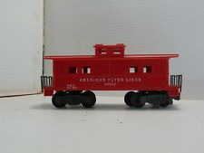 Vintage American Flyer Caboose White Lettering 24627, (5194) B3