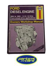 Haynes - Car Manual - Ford Diesel Engine, 1984-1993