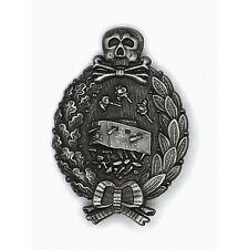 WW1 German Panzer assault badge pin medal award silver