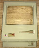 1984 Apple Macintosh RARE GCC Hyperdrive FRONT CASE BEZEL Mac M0001 128K 512K