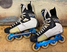 Mission The Syndicate Soldier Inline Hockey Roller Skates 11Ee