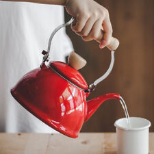 Enamel kettle Kung Fu tea teapot teapot kettle induction cooker universal