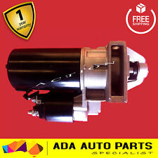 1 x STARTER MOTOR for FORD TERRITORY SX SY 2004 - 2009 6CYL 4.0L 1