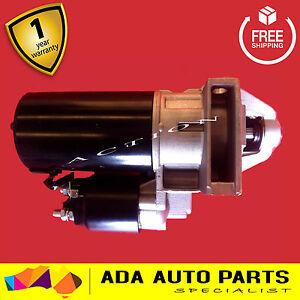 1 x Starter Motor For Nissan Navara D21 D22 TD24 TD25 TD27 2.7L QD32 3.2L Diesel