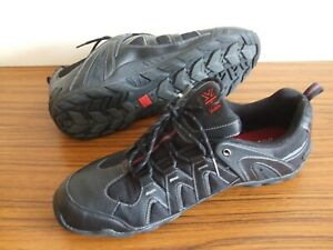 Karrimor Mens 'Summit' Lace Up Low Outdoor Trekking Leather Trainers UK 14
