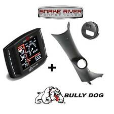 BULLY DOG GT DIESEL TUNER W PILLAR MOUNT 2008-2014 CHEVY GMC SIERRA NO SPEAKER