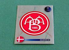 26 AAB AALBORG BK BOLDSPILKLUB UEFA PANINI FOOTBALL CHAMPIONS LEAGUE 2008 2009