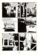 "CORRADO ROI - Dylan Dog  Speciale n.08 ""Labirinti di paura"" p. 40"