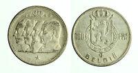 pcc1719_14) BELGIO - 100 Francs 1949