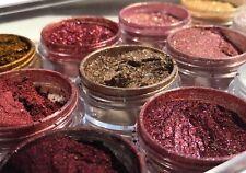 Loose Intense Pigment Glitter Festival Eyeshadow Powder Highlighter Eye UK SELLE