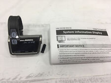 Shimano XTR Di2 SC-M9051 System Information Display (3 E-Tube ports)