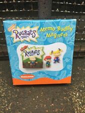 Nickelodeon Rugrats Memo Buddy Magnets 4 Piece 2002