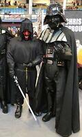 Complete Darth Vader Star Wars Supreme Licensed Rubies Costume prop replica NEW