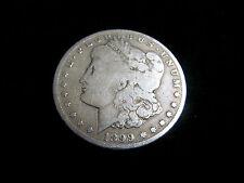 1899-S Morgan Silver  Dollar US rare Coin Circ  $1 key date set / collection