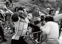 Bernard Hinault French Cycling Legend POSTER