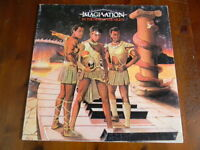Imagination LP In the heat of the night  R & B Italy