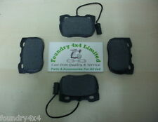 Range Rover Classic Front Brake Pads With Sensors Mintex  SFP500180M