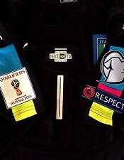 ITALIA maglia BUFFON match worn shirt spielertrikot maillot porté JUVENTUS FIGC
