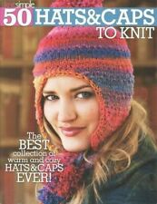 50 Hats & Caps to Knit [Knit Simple]-