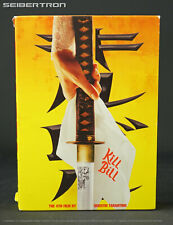 Kill Bill Volume 1 + 2 Set Dvd 2004 (Best Buy Slip Cover)