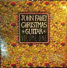 "SEALED John Fahey LP - ""Christmas Guitar Volume One"" - Varrick VR-002, 1982"