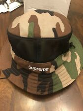 59fb7630b09 Supreme x Cordura Woodland Camo Crusher S M RARE In Hand Free Shipping SS18
