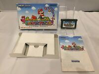 Super Mario Advance GBA GameBoy Advance Japanese ver CIB Tested works