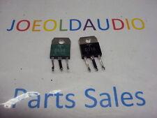 Marantz 1060B Pulled Output Transistors B686 & D716 1 Pair. Tested Read Below