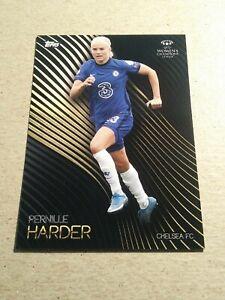 PERNILLE HARDER/594 - UEFA Women's Champions League - Knockout 2021 Chelsea FC