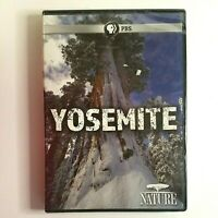 YOSEMITE (DVD, 2017) PBS Nature  SEALED  FREE SHIPPING