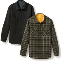 Oakley Men's Reserve Woven Reversible Shirt Jacket
