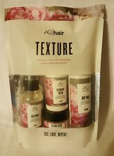 AG Hair Texture Perfectly Imperfect 4 Piece Travel Size Set - NIB