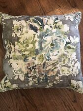 "Ethan Allen  22"" Custom Pillow  Cover"