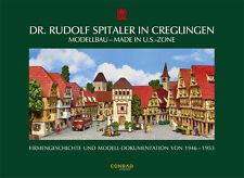 Dr Rudolf Spitaler in Creglingen Modellbau Made in U.S.-Zone 1946-53 RS Spitaler