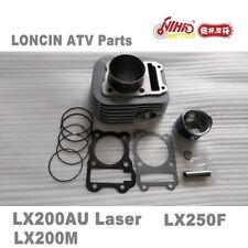 22 LONCIN ATV Parts Cylinder assy LX200AU LX200M Quad Spare engine 250cc 200cc