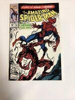 Spiderman (1992) # 361 (NM) 1st Carnage Venom Movie !