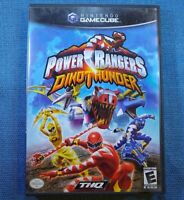 Power Rangers: Dino Thunder (Nintendo GameCube, 2004) Video Game TESTED