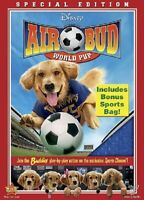 Air Bud World Pup (Miguel Sandoval, Brittany Bouck) Special Edition New DVD