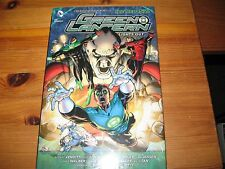 Green Lantern Lights Out HC Graphic Novel New 52