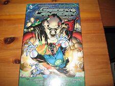 Green Lantern Lights Out HC Graphic Novel New 52