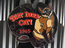Disney Countdown to the Millennium Trading Pin #58 That Darn Cat! 1965