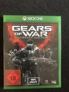 Gears of War Ultimate Edition -Xbox ONE- 100%UNCUT -Neu & OVP- Deutsche Version!