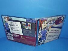 DINNER DASH 2 RESTAURANT RESCUE 2 PC CD-ROM 2006 - A404