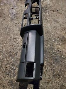 VW GOLF MK2 BLACK PLASTIC DASHBOARD