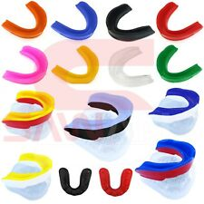 Gum Shield Mouth Guard Teeth Protection Junior - Senior Boxing Rugby MMA etc