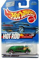 2000 Hot Wheels #08 Hot Rod Magazine '33 Ford Roadster rzr wheels