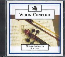 MOZART – VIOLIN CONCERTO NO 3, BEETHOVEN: ROMANCES + VIVALDI  - CD / PERMOVALSKY