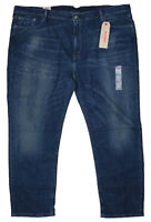 Levis 541 Mens 50W x 32L Athletic Fit Big & Tall Jeans Playing Possum NWT $79.50